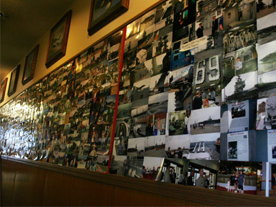 Wall of Photos